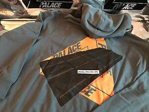 Ferg Skateboards Palace Tri Xlarge Xl Coco Grey Hood Chocolate Fw16 Hoodie zqdg7rq