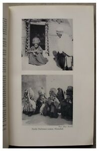 1934-Hackin-AFGHANISTAN-Ancient-Monuments-DURRANI-TRIBES-Turkomans-5