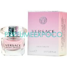 Versace Bright Crystal by Gianni Perfume for Women Eau De Toilette 17ounce Mini