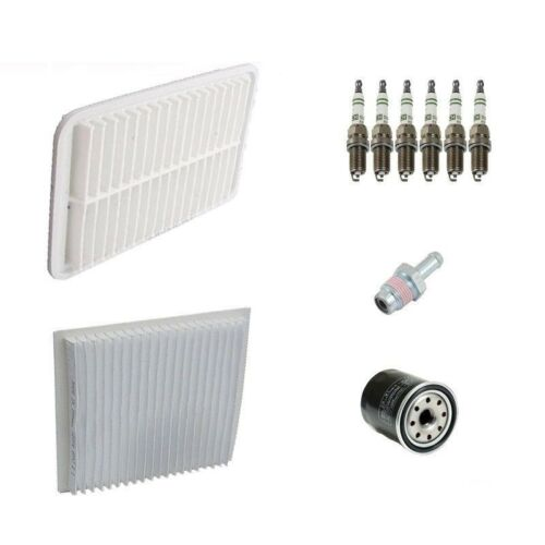 TK1104-10 Fits 2004-2006 Toyota Sienna CE//LE 3.3L Tune Up Kit Plugs Filters