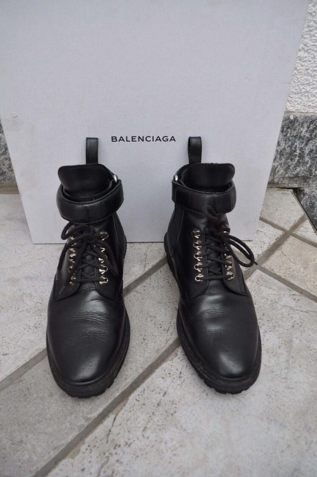 Balenciaga ankle Stiefel 38 schwarz