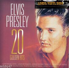 CD ELVIS PRESLEY 20 GOLDEN HITS