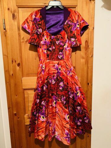 Deadly Dames Hawaiian Hideaway dress