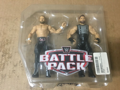 WWE Kevin Owens Sami Zayne Battle Pack Action Figure Series 44 SHELF PULL