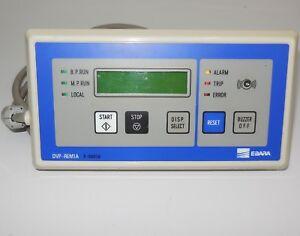 EBARA-DVP-REM1A-P-V801B-control-panel
