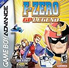 F-Zero GP Legend (Nintendo Game Boy Advance, 2004)