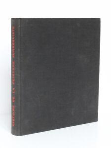 Histoire-de-la-peinture-surrealiste-Jean-MARCEL-Collab-Arpad-MEZE-Seuil-1967
