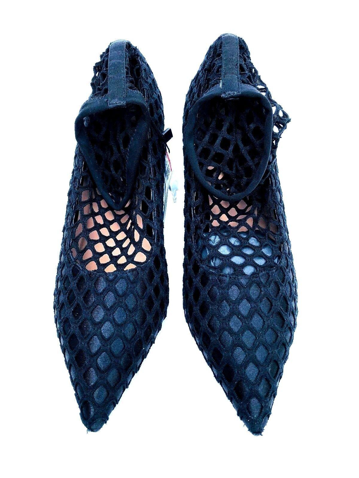 ZARA CUTOUT SOCK HEEL Stiefel Schuhe 5 SIZE UK 3 4 5 Schuhe 6 REF 7226 201 991ee0