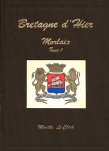 MARTHE-LE-CLECH-BRETAGNE-D-039-HIER-MORLAIX-3-TOMES