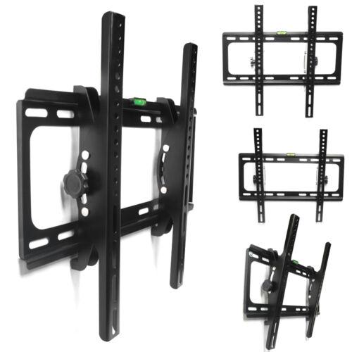 "LCD LED Plasma Flat Tilt TV Wall Mount Bracket 14 26 32 37 40 42 46 47 50 55 70/"""