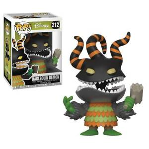 Funko-POP-Disney-Nightmare-Before-Christmas-Harlequin-DEMON-4-in-environ-10-16-cm-Vinyle-Pop-Nouveau