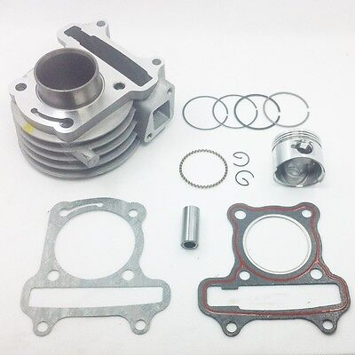 39mm FOR TAOTAO SPEEDY SCOOTERS WITH 50cc QMB139 MOTORS 50cc PISTON and RINGS