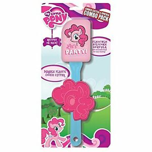 MY-LITTLE-PONY-COOKIE-CUTTER-amp-SPATULA-GIFT-SET-BRAND-NEW-38700