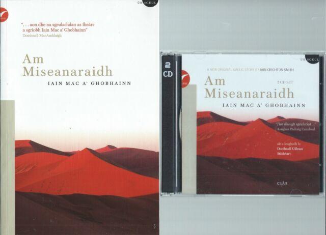 Am Miseanaraidh book plus CD  Iain Mac A' Ghobhainn