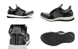 17d1c2be40b0e Image is loading Adidas-Pureboost-X-Reigning-Champ-Running-Shoes-Black-