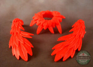 MUC010-Red-Collar-and-Wings-Stratos-set-custom-sculpt-for-use-with-6-034-7-034-figure