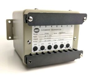 X11-ELECTRO-METERS-HC-FPAX-AC-CURRENT-TRANSDUCER-AC-In-DC-Out-FPAX