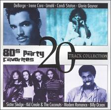 80's Party Favorites by Various Artists