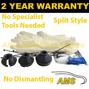 UNIVERSAL-SPLIT-BALL-JOINT-TRACK-ROD-END-RUBBER-DUST-COVER-KIT-FITS-ALL-CARS