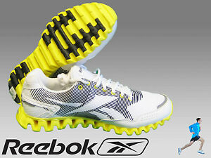 Weekend Discount - REEBOK  ZIGNANO RYTHM  RUNNING SHOES Mens Running Trainers UK 7.5 Y&G AUTHENTIC