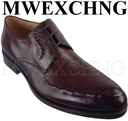 Hombre Eu Zenobi Nueva Oxfords Moc World Goodyear Diseñador Zapatos 42 Toe 7nngzqWY