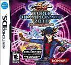 Yu-Gi-Oh 5D's World Championship Tournament 2010: Reverse of Arcadia (Nintendo DS, 2010)