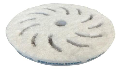 Rupes 6 Inch Blue Course Microfiber Pad 9BF170FH