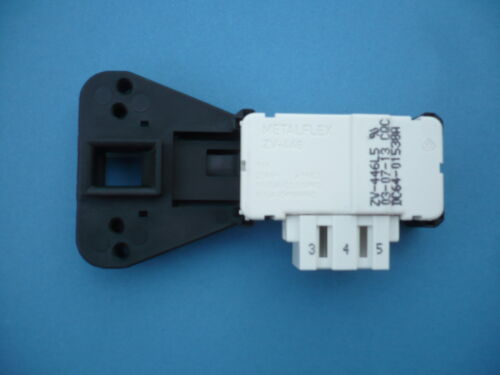 Türverriegelung Türschalter Türschloss ZV-446L5 ZV446L5 DC64-01538A für Samsung
