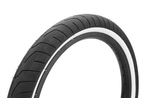 Kink BMX Sever Tire 2.4 White Wall