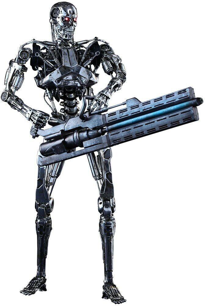 Terminator  Genisys Movie Masterpiece endosquelette Collectible Figure