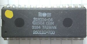 MOS 318004-04    ROM Speicher für Commodore C16