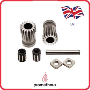 Details about UK STOCK 🇬🇧 Prusa mk3 mk2 5 clone 3d printer extruder gears  upgrade ender 3
