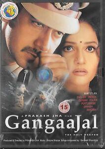 Gangaajal-Ajay-Devgun-Brandneu-Bollywood-DVD