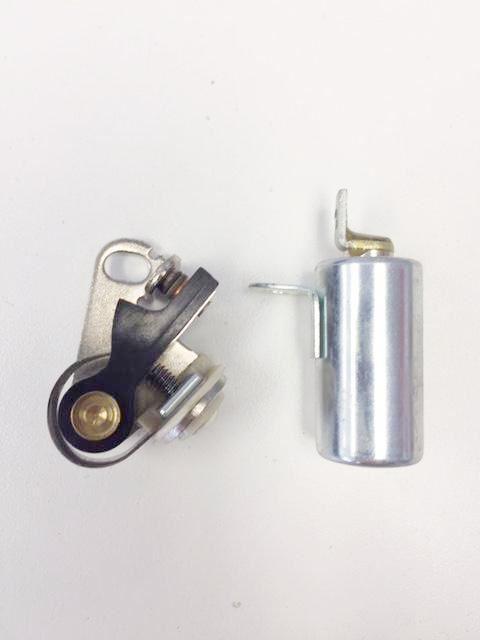 Kohler K301 K321 K241 Engines Points /& Condenser Set for wheelhorse 4715003