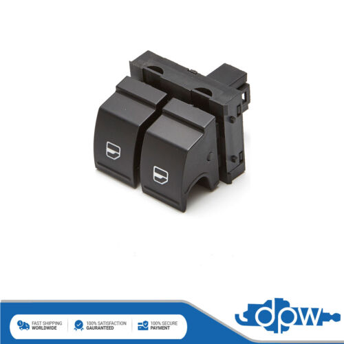2.0 TFSI Petrol Double Electric Window Switch Button Front Mk2 Fits Leon