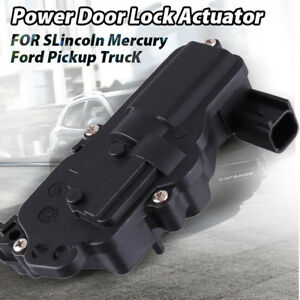 Left Power Door Lock Actuator Front LH for Lincoln Mercury