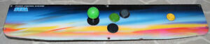 Control-Panel-SEGA-Blast-City-Arcade-Game-Cabinet-Japan-1-player-3-button