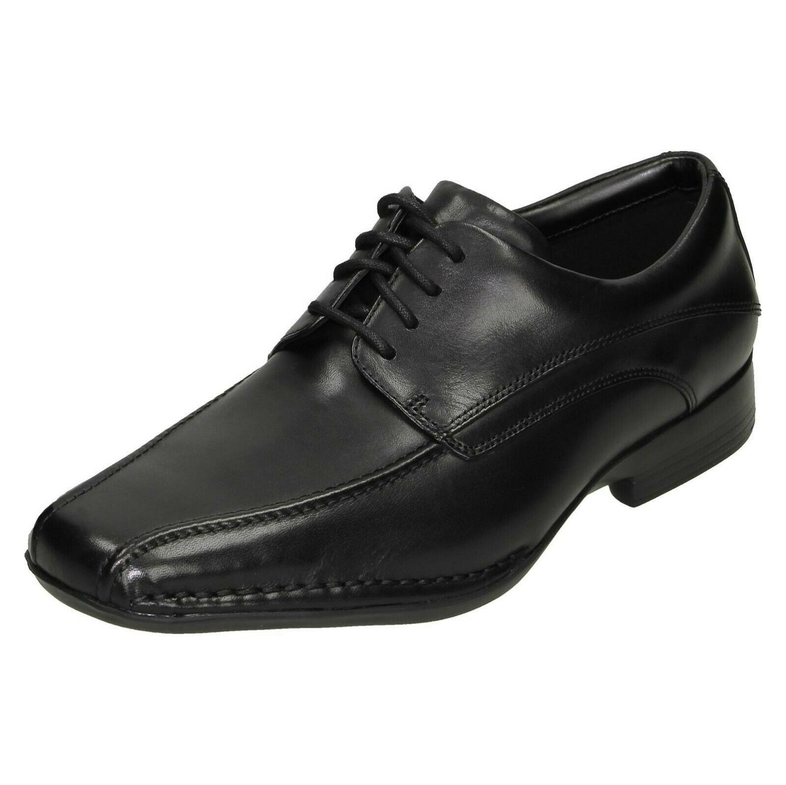 MENS CLARKS SMART LEATHER LACE UP LIGHTWEIGHT EVERYDAY FORMAL schuhe FRANCIS LACE