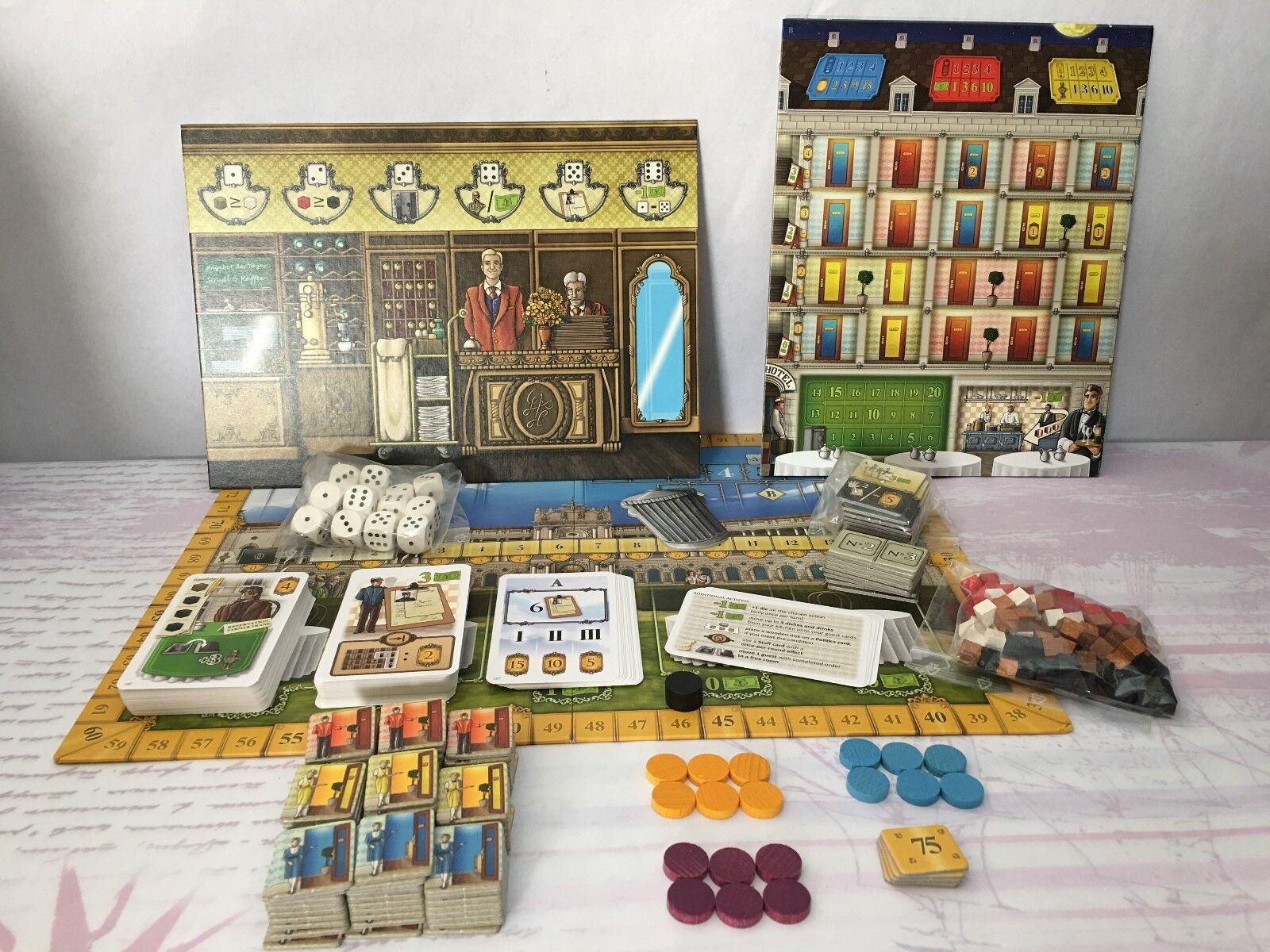 Grand Autriche Hôtel Board Game par Mayfair