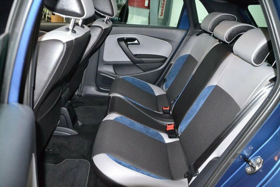 VW Polo 1,4 TSi 150 BlueGT Benzin modelår 2017 km 42000