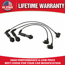 Denso Spark Plug Ignition Wires Set for Lexus SC300 3.0L L6 1998-2000 Tune nl