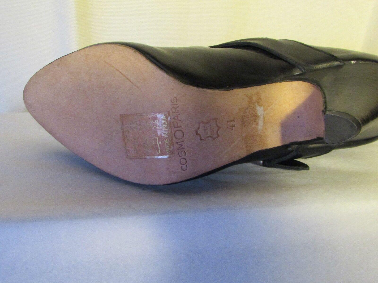Stiefel/bottines COSMO Paris Paris COSMO cuir noir 41 900fde