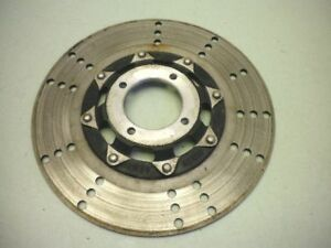 Kawasaki #1070 KZ750 KZ 750 H Rear Brake Rotor//Disc
