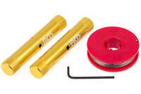 Kfz Scheiben Ausbau Werkzeug Satz 4-tlg. Windschutzscheibe austauschen Auto Glas