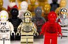LEGO STAR WARS - PROTOCOL DROIDS MINIFIGURAS / MINIFIGURES *NUEVO / NEW*