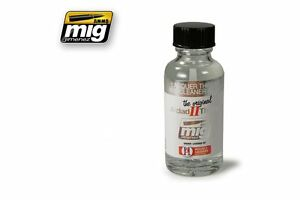 AMMO-OF-MIG-A-MIG-8200-ALC307-Lacquer-Thinner-And-Cleaner-30ml-ALCLAD-II