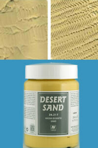 Vallejo Texture Desert Sand 26217 Vallejo