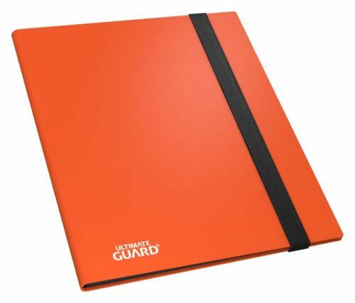 Ultimate Guard 9-Pocket FlexXfolio Orange Karten Mappen Portfolio Ordner Cards