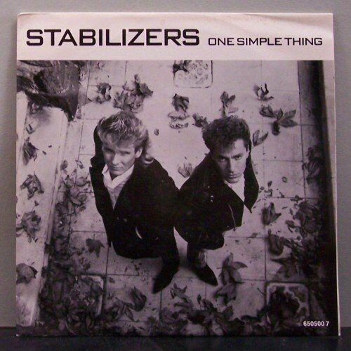 "(o) Stabilizers - One Simple Thing (7"" Single)"