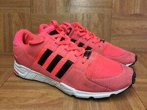 RARE-Adidas-EQT-Support-Equipment-Salmon-Pink-Sneakers-Sz-11-5-Men-039-s-Shoes